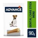 ADVANCE DENTAL CARE STICK MINI DOGS 90GR