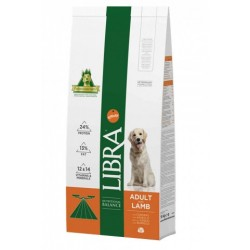 LIBRA DOG ADULT LAMB 15KG