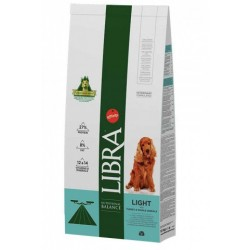 LIBRA LIGHT 3KG WITH TURKEY AND WHOLE CEREALS