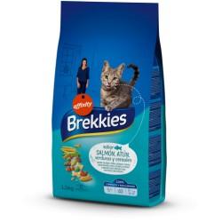 BREKKIES EXCEL CAT MIX PESCADO 4KG
